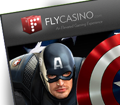 Click Here to Claim a 400% Welcome Bonus at Fly Casino